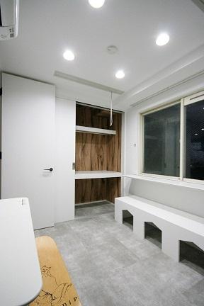 dresserroom